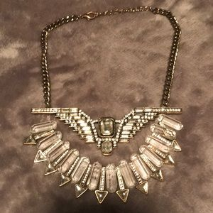 Super Cool Crystal Necklace